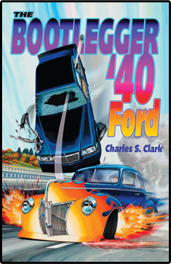 Bookcover: The Bootlegger '40 Ford
