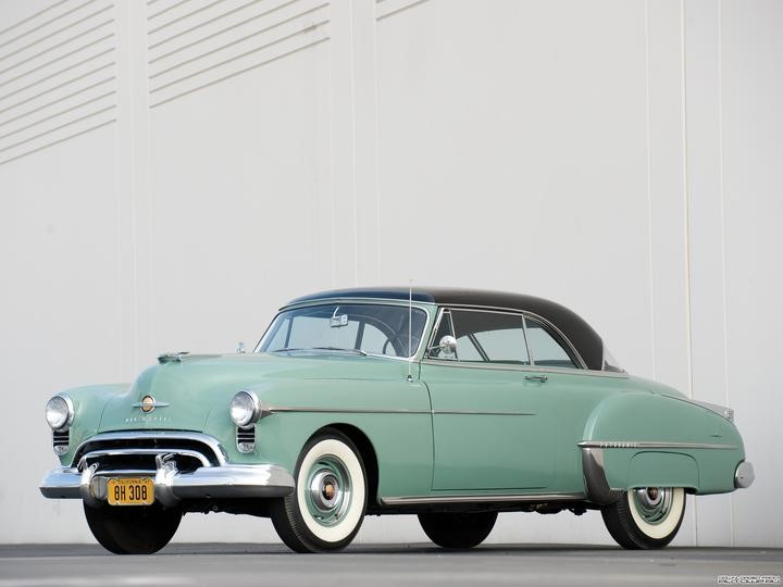 1950 Oldsmobile Holiday