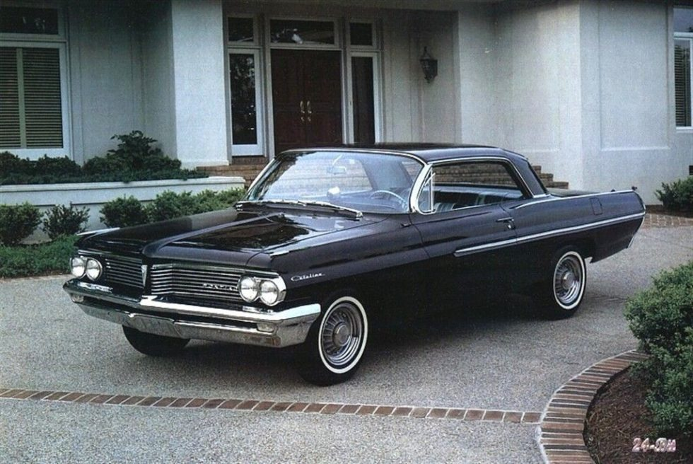 1962 Pontiac Catalina Poncho
