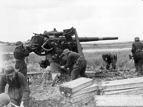 88-mm-cannon- WWII