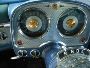 150 mph speedometer