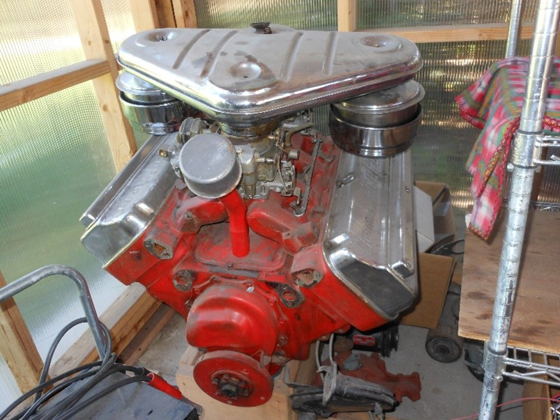 Cunningham engine